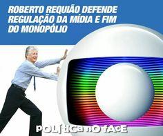 Chega de oligopólios midiáticos no Brasil (discurso histórico de Roberto Requião no Senado Federal, em novembro de 2014).