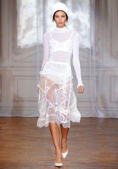 Nina Ricci Spring 2012 — Runway Photo Gallery — Vogue