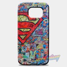 Superman Comics Samsung Galaxy S8 Plus Case   casefantasy