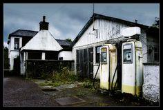 Ullapool Petrol Station