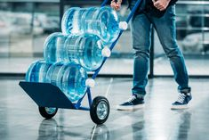 Many People Choose To Buy Water Bottles At Their Local Supermarkets Because Of The Poor Quality Of In 2020 Water Delivery Water Delivery Service Bottled Water Delivery