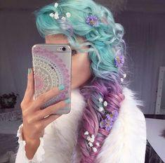 Dye My Hair, New Hair, Hair Color Purple, Pastel Purple, Dyed Hair Pastel, Hair Colours, Pink Hair, Pastel Colors, Coloured Hair