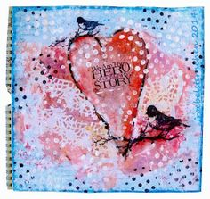 Clare's Junk Journal 2014 and MOO MANIA CHALLENGE