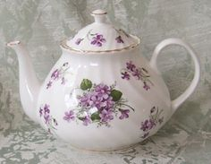 I have this pot and one cup and saucer left from my grandmother