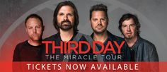 Third Day : Official Website