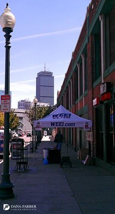 The 2014 WEEI/NESN Jimmy Fund Radio-Telethon is broadcasting live from Fenway Park in #Boston. #KCANCER
