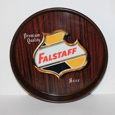 #Falstaff beer #tray,  View more on the LINK: http://www.zeppy.io/product/gb/2/331664879084/