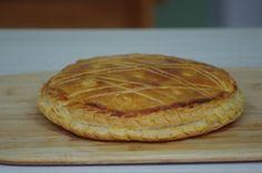Você já ouvi falar da Frangipane? Um delicioso e tradicional doce francês com sabor de amêndoa.