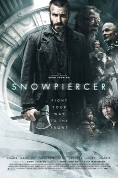 NETFLIX PICK OF THE WEEK: 'Snowpiercer' Snowpiercer is unapologetically violent. In the vein of a Quentin Tarantino massacre, it carries a hefty weight of macabre gore. The Joon-Ho Bong film takes place on a train filled with the last remaining humans circling a post-apocalyptic Earth.