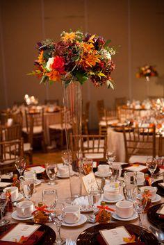 An Autumn-Themed Wedding in Calgary, Alberta | Weddingbells