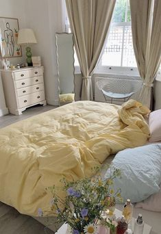 Room Ideas Bedroom, Bedroom Inspo, Bedroom Decor, Dream Rooms, Dream Bedroom, Pastel Room, Aesthetic Room Decor, Cozy Room, My New Room
