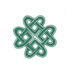 Four Sisters Tattoo Idea. 4 celtic hearts knotted as one.