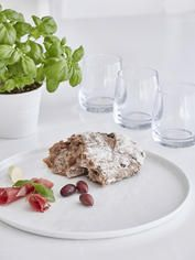 Nordic Touch Serving Dish