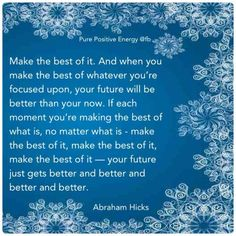 Best Abraham-Hicks Quotes | Pin by Ooniq'kmey Stephenson on IHEALI! Self love is eternal love, a ...