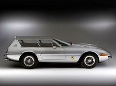 Yep, the most interesting cars in the world. : Photo