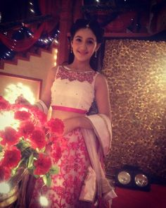 """ashnoorkaur_3504: """"Imperfection is BEAUTY.. Madness is GENIUS... And it's better to be absolutely ridiculous than to be absolutely boring  happy valentines day everyone !#happyvalentinesday # # #ashnoor #naira #yrkkh #starplus #love #life #more #"""""""