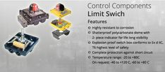 Rotex Automation Limited supplies a wide range of Limit Switch Box. Find detailed information from http://rotexautomation.com