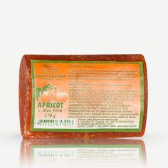 CORPORAL FLOWERS & FRUITS - SABONETE 170G COM APRICOT E ALOE VERA: Esfoliação corporal, remoção de células córneas, afinamento da pele.