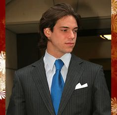 Prince Félix of Luxembourg (born Félix Léopold Marie Guillaume on 3 June 1984) is the second son of the sovereign monarch of Luxembourg: Grand Duke Henri of Luxembourg and his wife, Grand Duchess Maria Teresa. He is currently second in the line of succession to the Throne of Luxembourg. His godparents are Prince Jean of Luxembourg and Catalina Mestre. He was named for his ancestor, great-grandfather Felix of Bourbon-Parma.