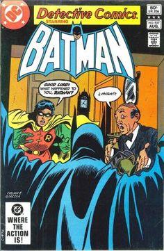 Detective Comics Vol 1 #517August, 1982