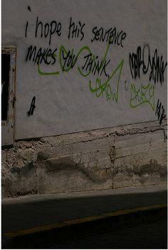 Graffiti Quotes 1208 o : )