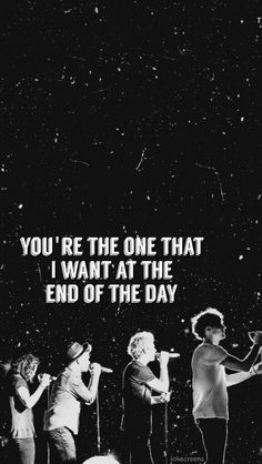 End Of The Day • One Direction