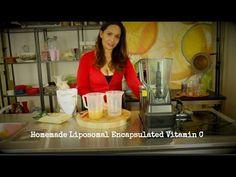 How to make Liposomal encapsulated Vitamin C at home!