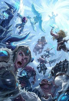 League Of Legends - Wallpaper