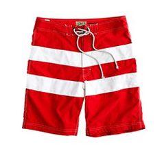 Mens Swimwear - Mens Board Shorts, Swimming Trunks, Beachwear & Mens Bathing Suits - J.Crew ($50-100) - Svpply