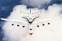 Russian - Space Shuttle OK-GLI Buran With Antonov AN-225 Mriya in 1989 (2)