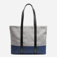 The Dipped Zip Tote - Everlane