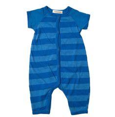 Blue Body Suit
