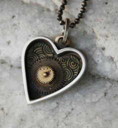 Shadowbox Etched Heart - Rone' Prinz