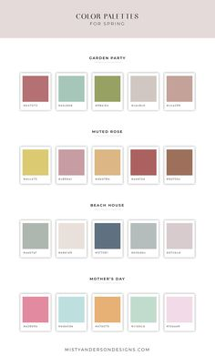 Hottest Images Color Palette spring Tips Whether or not you're a newbie or perhaps a vintage hands, understanding color will be the most co Spring Color Palette, Colour Pallette, Spring Colors, Colour Schemes, Colors Of Autumn, Pantone Colour Palettes, Pantone Color, Mother's Day Colors, Beautiful Bouquet Of Flowers