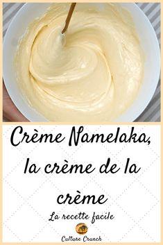 La crème de la crème ! #cuisine #recettes #recettefacile #recetterapide #desserts
