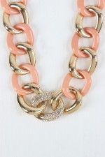 Modern Opulent Necklace