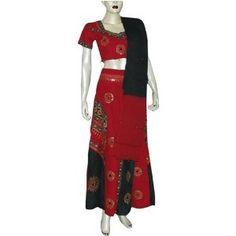 Lehenga Choli Dress Womens Clothes in India Size: S (lc371) (Apparel) www.amazon.com/... B000FXWV7M lc371