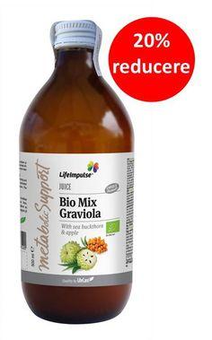 Life Impulse® Bio Mix Graviola - http://produse.life-care.bio/life-impulse-bio-mix-graviola/
