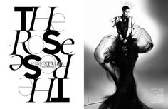 The Rose (French Revue de Modes)