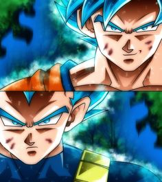 Goku/Vegeta v2 by rmehedi on DeviantArt