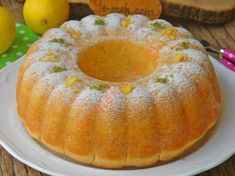 A delicious cake recipe that you can't get enough of its soft, lemon-flavored flavor like cotton … Delicious Cake Recipes, Best Cake Recipes, Yummy Cakes, Baby Food Recipes, Cooking Recipes, Yummy Food, Food N, Food And Drink, Cafe Pasta