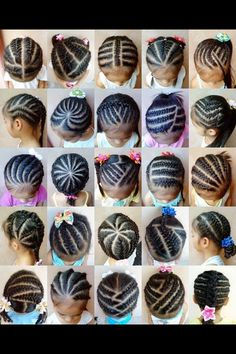 1000 Images About Cornrow ️ On Pinterest Cornrows
