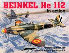 Heinkel He-112B The Forgotten Fighter.