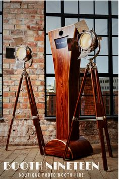 Looking to add a dash of vintage nostalgia to your occasion? Our Art Deco inspired photo booths create beautiful focal points and produce stunning photos. Visit our site to see our collection of vintage booths x