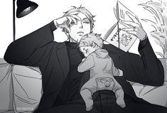 Watch Haikyuu, Haikyuu Meme, Haikyuu Fanart, Anime Dad, Manga Anime, Semi Eita, Kurotsuki, Haikyuu Ships, Haikyuu Characters