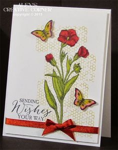 Alex's Creative Corner: Butterfly Basics
