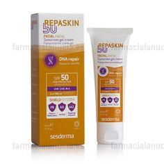 Repaskin Fotoprotector crema gel Facial SPF50 50ml