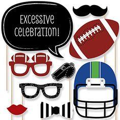 End Zone - Football Photo Booth Props Kit - 20 Count Big Dot of Happiness http://www.amazon.com/dp/B0176PY88G/ref=cm_sw_r_pi_dp_xnNZwb1FQN78J