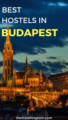 There are lots of places to stay in Budapest, so it can be hard to know where to stay at times. Thankfully, I have put together this guide to the best hostels in Budapest to help you decide. Find out the best cheap accommodation in Budapest and take the pain out of planning your trip to this beautiful Hungarian city! backpackers in Budapest | hostels in Budapest | Budapest hostels | what to do in Budapest | Budget accommodation in Budapest | visit Budapest | where to stay in Budapest…