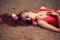 First awakening; Glamorous Nature Editorials : sensional photography